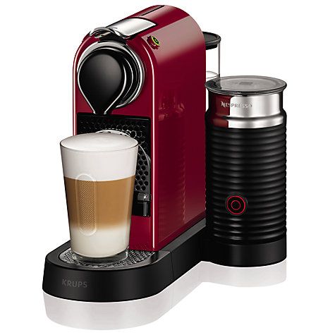 Nespresso Magimix CitiZ & Milk machine