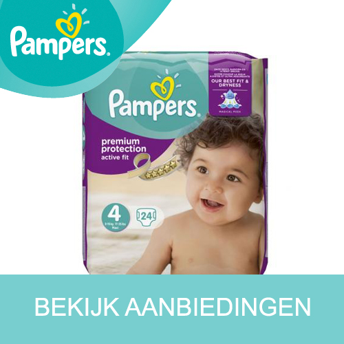 Pampers Active Fit Aanbieding