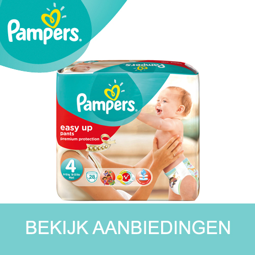 Pampers Easy Up Aanbieding