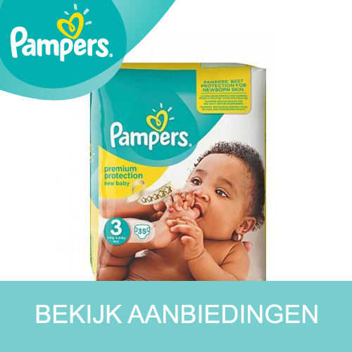 Pampers New Baby Aanbieding